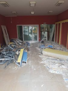 ремонт на офис бургас проект магазин офис динамик изграждане по интериорен проект