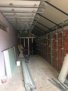 ремонт на офис бургас проект очна клиника изграждане простройка